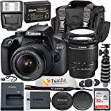 Best Dslr Camera Bundles - Canon EOS 4000D w/EF-S 18-55mm f/3.5-5.6 III Lens Review