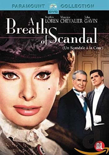 BREATH OF SCANDAL, A - SCANDALE A LA COUR, UN (1 DVD)
