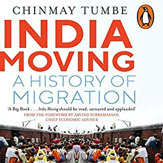 India Moving cover art