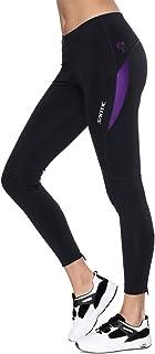 Santic Bike Pants Women's 4D Padded Bike Cycling Tights Biking Capris for Women Long Road Trousers Quick Dry Parni