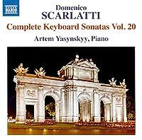 Domenico Scarlatti: Complete Keyboards Sonatas Vol. 20