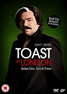 Toast Of London - Series One, Two & Three
