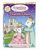 Angelina Ballerina - Princess Dance [Reino Unido] [DVD]