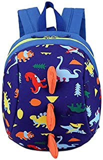 Toddler Kids Leash Backpack - Dinosaur