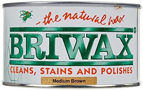 RIWAX(ブライワックス) トルエンフリー ミディアムブラウン 370ml