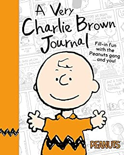 Peanuts: a Very Charlie Brown Journal by no author (2015-05-07)