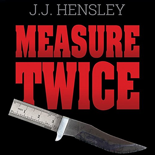 Measure Twice audiobook cover art