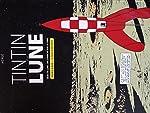 Tintin et la Lune Double Album + 16 P. d'Archives de Herge