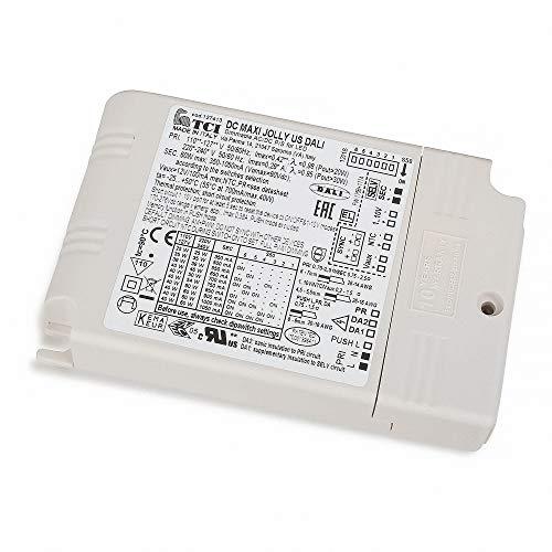 TCI-127413/TCI-Maxi-Jolly-Dali: Konstantstromquelle/LED Transformator - 0-50W 350mA - 1050mA