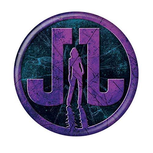 Ícone de Jessica Jones – Marvel Comics – Botão Pinback 3,18 cm