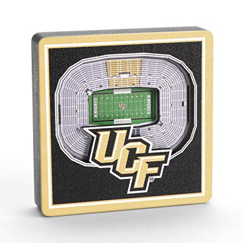 YouTheFan NCAA Central Florida Knights 3D StadiumView Magnet