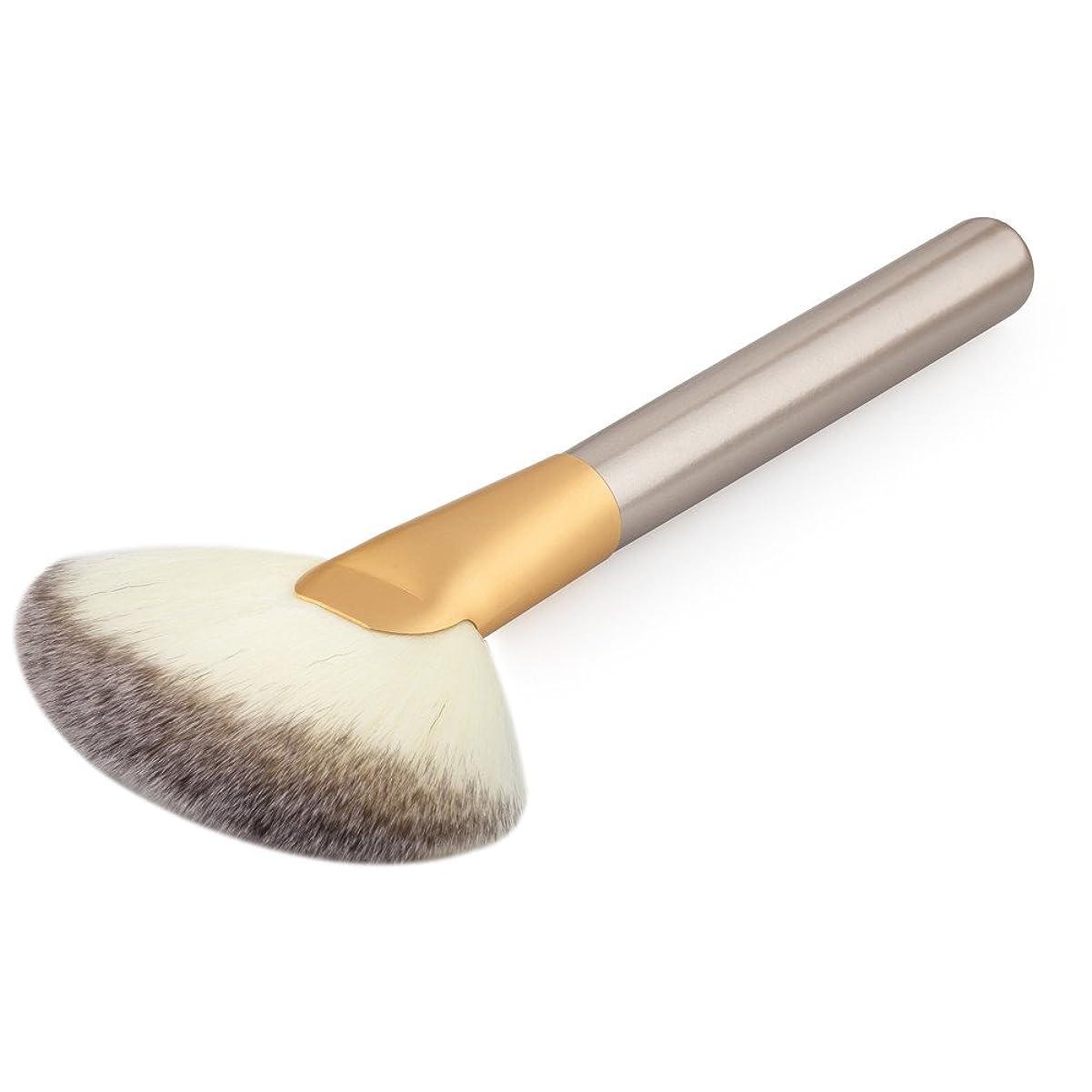 トムオードリースシンボル評価可能(プタス)Putars メイクブラシ パウダーブラシ チークブラシ 17*2*2CM グレー 化粧ブラシ ふわふわ お肌に優しい 毛量たっぷり メイク道具 プレゼント
