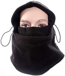 Fashion Ultralight 4 in 1 Winter Warmer Full Face Cover Mask Headscarf Sports Cycling Ski Beanie CS Hat