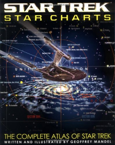 Star Trek Star Charts: The Complete Atlas of Star Trek