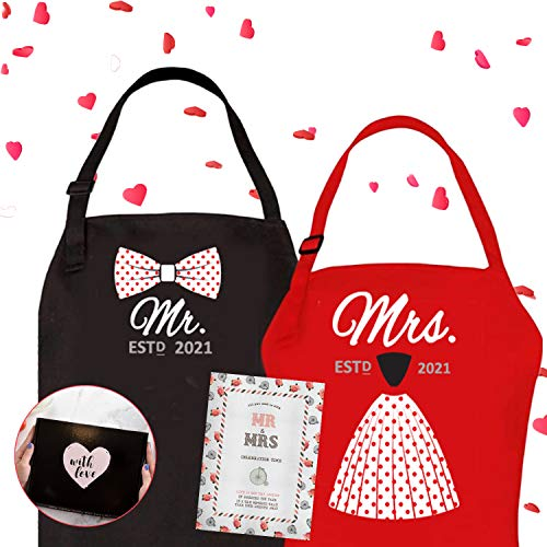 Mr Mrs Wedding Gift Anniversary 2021 | Best Bridal Shower Gifts | Happy...