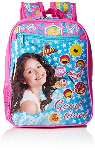 Disney 4712151 Yo Soy Luna Mochila Infantil, 6.44 litros, Color Azul