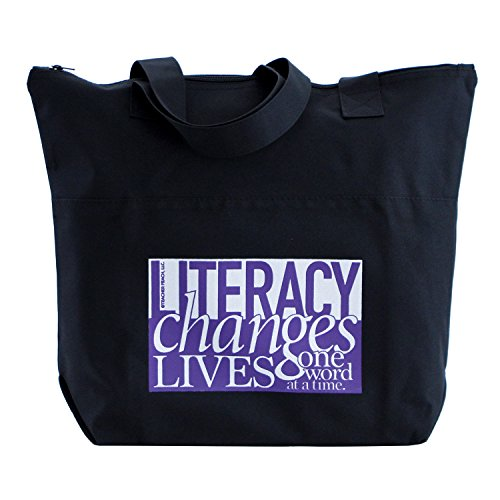 Teacher Peach Math Teacher Tote Bag with Zipper Closure, Perfect Gift for Teachers