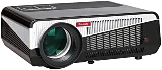 Gzunelic 6500 lumens Android WiFi 1080p Video Projector LCD LED Full HD Theater Proyector with Bluetooth Wireless Synchron...