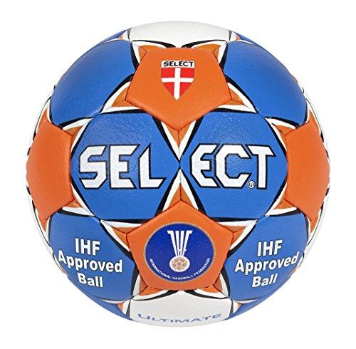 Select Handball Ultimate, blau orange weiß