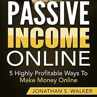Passive Income Online cover art