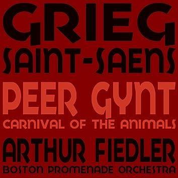 Grieg: Peer Gynt - Saint-Saëns: Carnival of the Animals