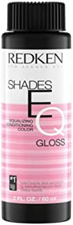 Redken Shades EQ Demi-Permanent Hair Gloss, No. 010VV Lavender Ice, 60 ml