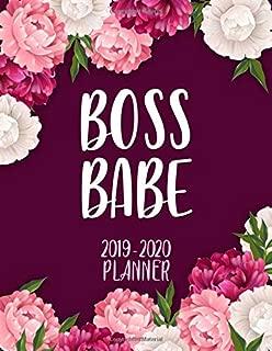 boss babe planner