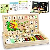 miglior lenbest Set di Giochi Montessori in Legno Magnetic