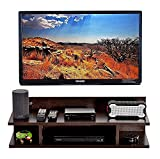 Alyka TV Entertainment Unit Set Top Box Stand   Gaming Console Stand   Remote Stand