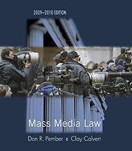 Mass Media Law 2009/2010 Edition
