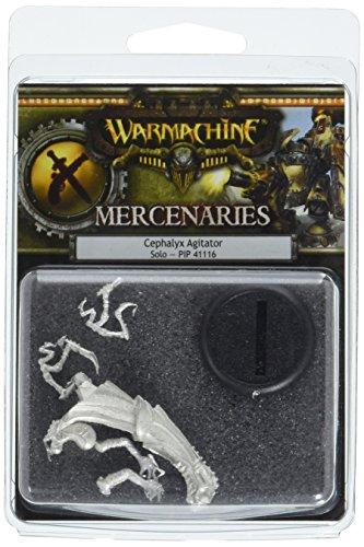 Warmachine Mercenaries: Cephalyx Agitator