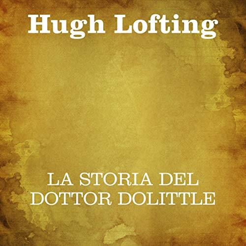 La storia del dottor Dolittle cover art