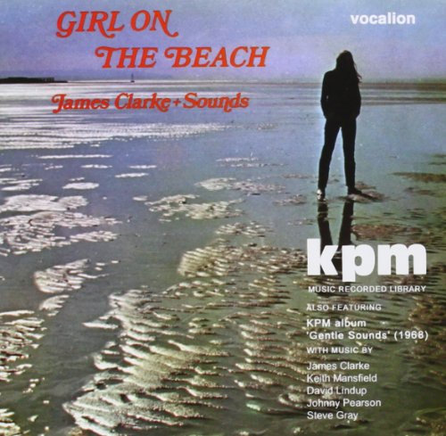 Girl on the Beach & Gentle Sounds