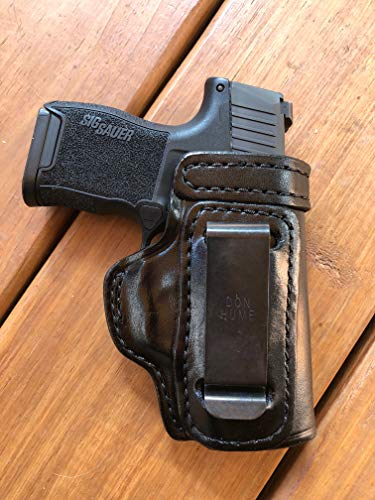 Don Hume Clip On IWB Holster SIG P365 RH Black