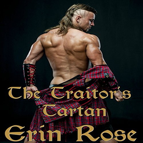 The Traitor's Tartan audiobook cover art