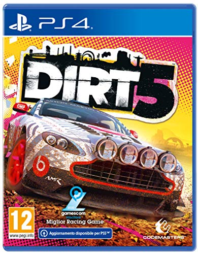 DiRT 5 - Launch Edition - Day-One - PlayStation 4