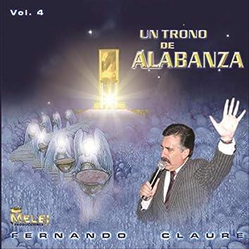 Un Trono de Alabanza, Vol. 4