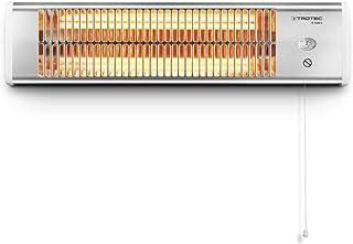 TROTEC Calefactor por radiación infrarrojo IR 1200 S
