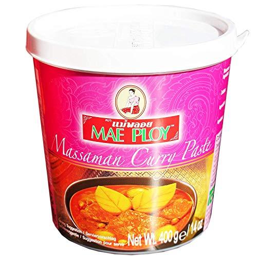 Mae Ploy Massaman Currypaste, 400 g