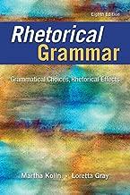 Best martha kolln rhetorical grammar Reviews