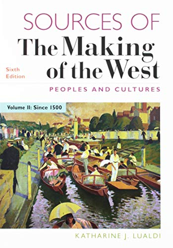 Achieve Read & Practice for The Making of the West, Value Edition (Six-Months Access) & Sources for The Making of the We