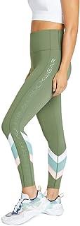 Rockwear Activewear Women's Topia Ag Colour Blocked Logo Tight from Size 4-18 for Ankle Grazer High Bottoms Leggings + Yog...