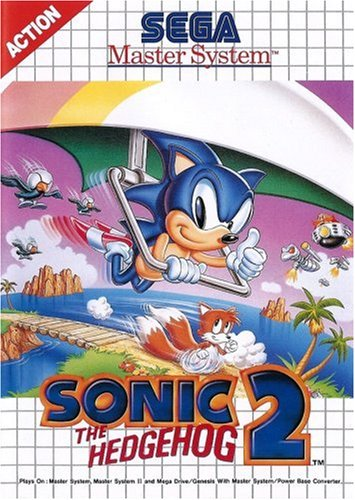 Master System - Sonic the Hedgehog 2