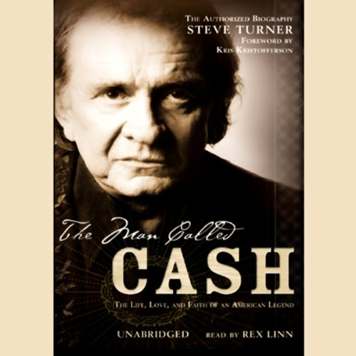 The Man Called Cash  Audiolibri