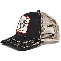 Gorra para hombre de Goorin Brothers, con logotipo de gallo Negro negro Taille unique