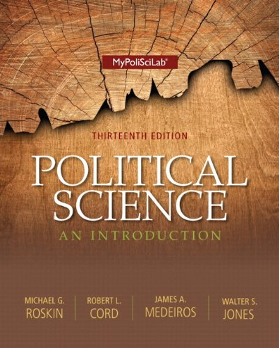NEW MyLab Political Science with Pearson eText -- Standlone Access Card -- for Political Science: An Introduction (13th