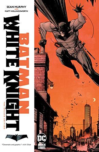 Batman: White Knight-The Deluxe Edition (Batman: White Knight (2017-)) (English Edition)