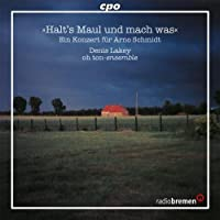 Concert for Arno Schmidt (2011-01-25)