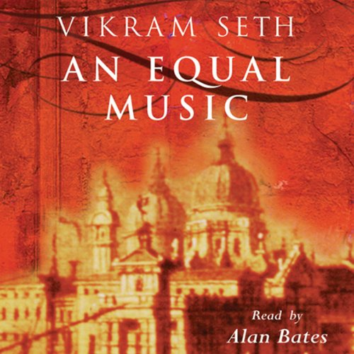 An Equal Music audiobook cover art