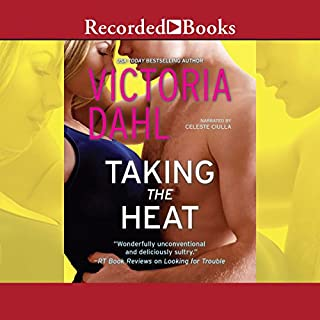 Taking the Heat audiobook cover art